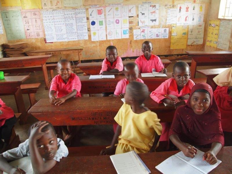 Mohammed, Shaban en Shalifa kunnen weer naar school!